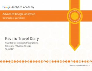 Google analtics